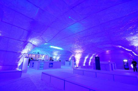 Igloo Ice Frozen Decor
