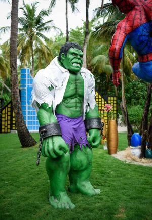 incredible hulk cosplay
