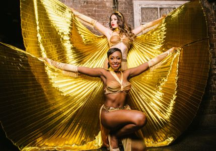 isis wings burlesque