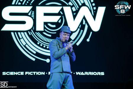 John Davis Scifi Weekender
