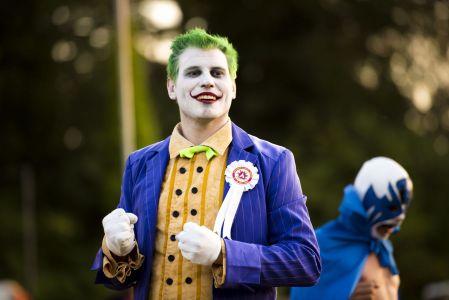 joker performer