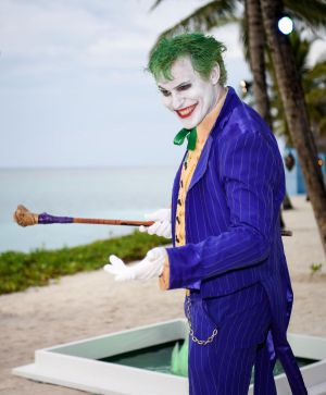joker cosplay