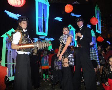 Jonathan Ross Celebrity Halloween Party