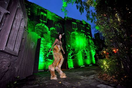 Jonathan Ross Halloween Celeb