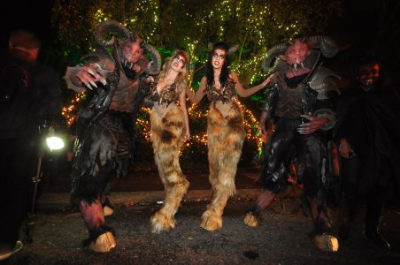 Jonathan Ross Halloween Monsters
