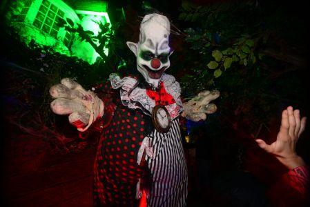 Jonathan Ross Party Clown