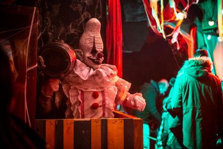 killer klown halloween