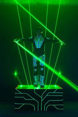 laser performer