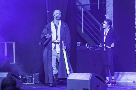 Luis Villazon Jedi Academy