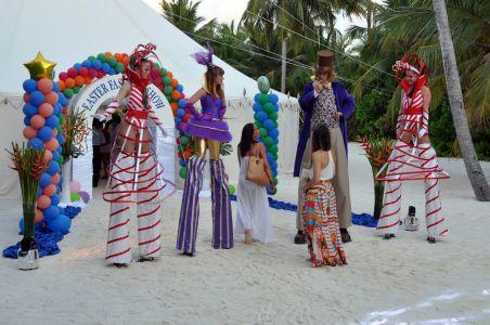 Maldives Goes Bonkers Over Wonkas