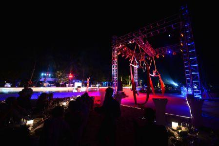 Maldives NYE Party