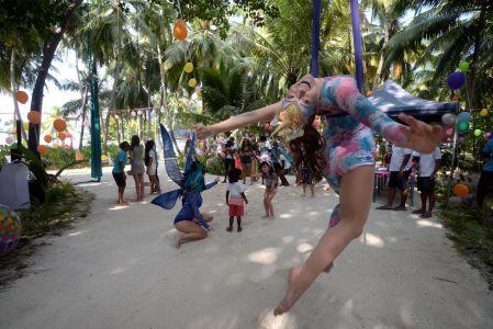 Maldives Easter Entertainment