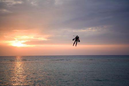 maldives jet man