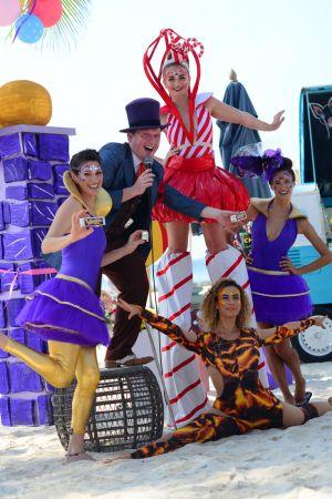 Maldives Performers