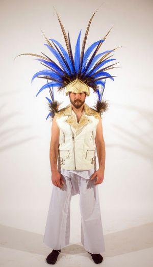 Male Hed Kandi Costume
