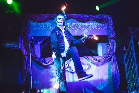 Matt Lemon Halloween Birmingham