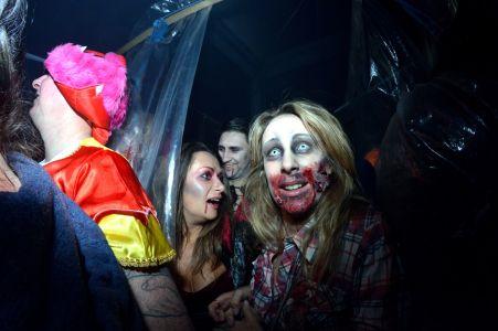 Meriden England Horror Halloween