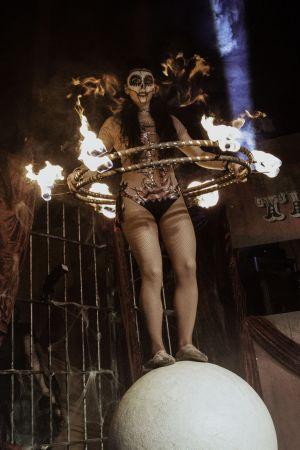 Morales Sisters Halloween