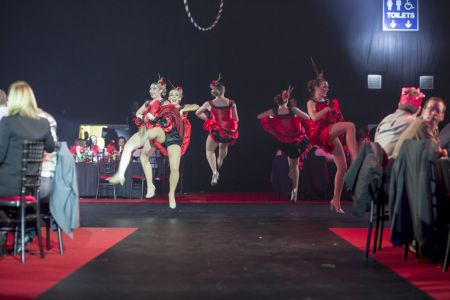 moulin rouge can-can girls show uk