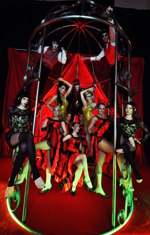 moulin rouge show ricoh arena