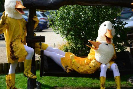 Muddy Duck Costume