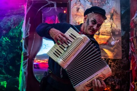 musician halloween