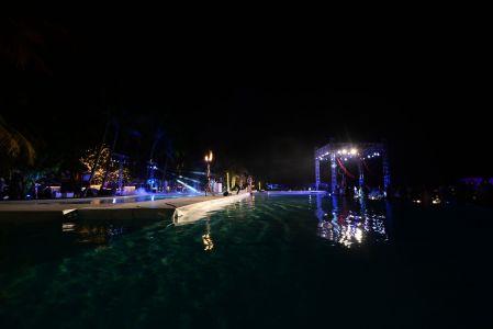 Paradise Pool Party Maldives