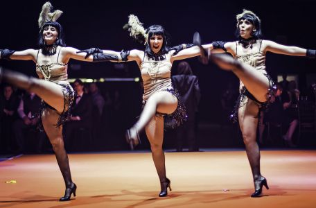 peaky blinders dance show