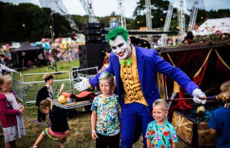 photo opportunity joker