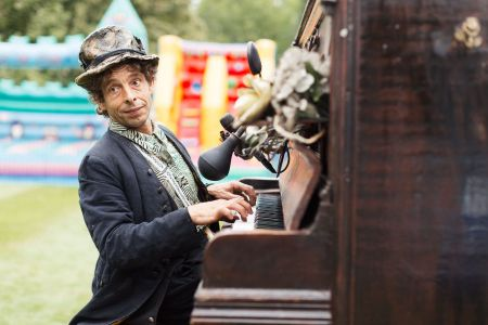 pianist steampunk