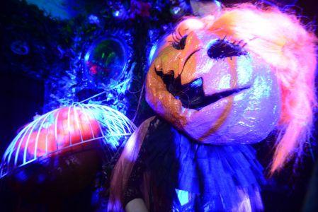 Pumpkin Horror Jonathan Ross