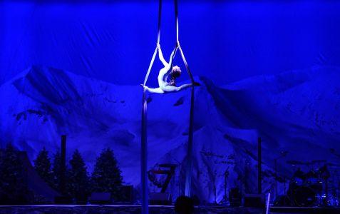 ricoh arena alpine circus