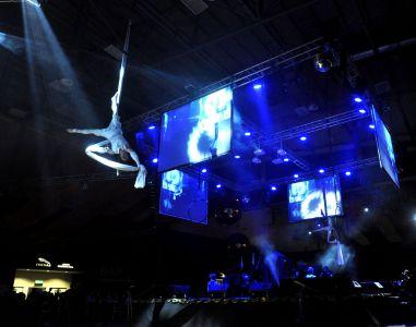 Ricoh Arena Christmas Circus