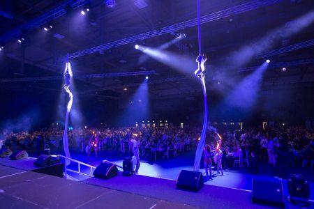 Ricoh Arena Show Xmas