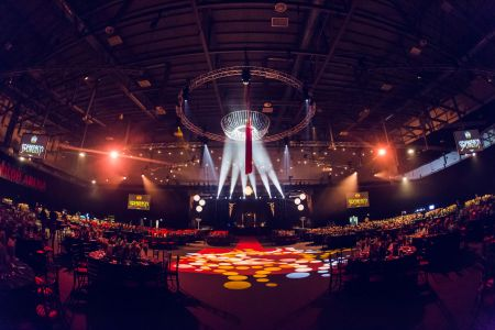 ricoh arena speak easy show