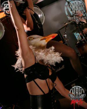 rock chick dancer