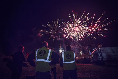 Rugby Bonfire Night