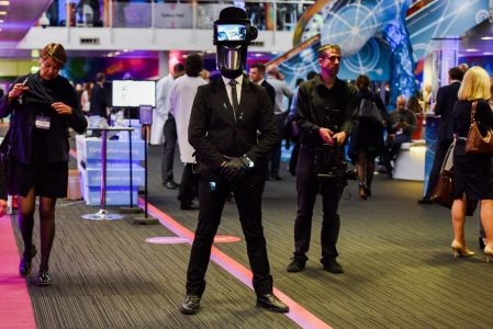 Sci-fi Costume Intellygents