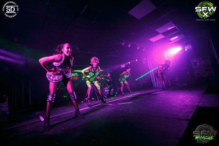 sci-fi dancers