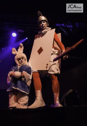 Sci-fi Weekender Alice In Wonderland