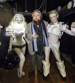 Scifi Weekender Brian Blessed
