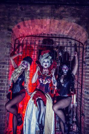 Sexy Horror Gothic Costume