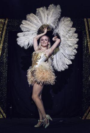 showgirl burlesque