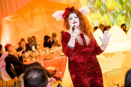 singer corporate cabaret