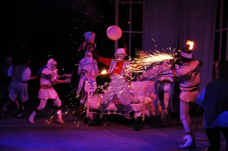 somnambu circus show