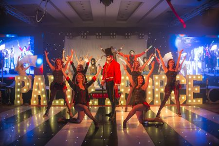 stage show greatest showman