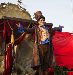 steampink circus master