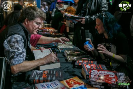 stoker book signing