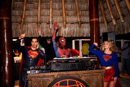superhero DJ s