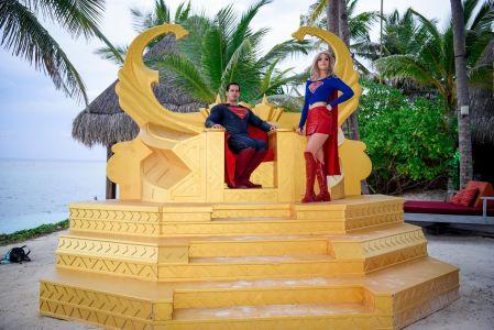 superhero entertainment